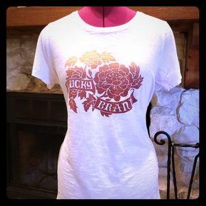 Lucky Brand Women's T-shirt